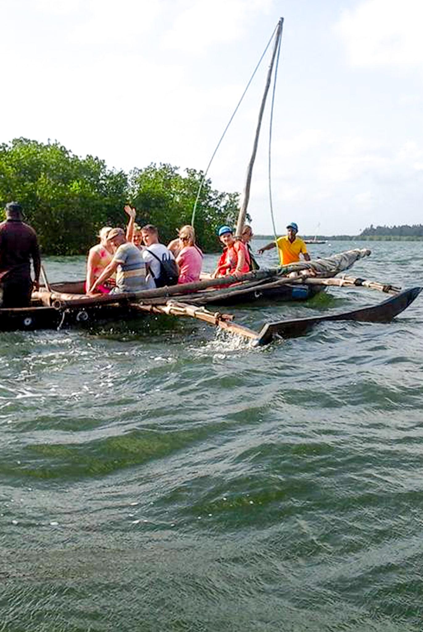 UZI ISLAND CULTURAL VILLAGE TOUR IN ZANZIBAR