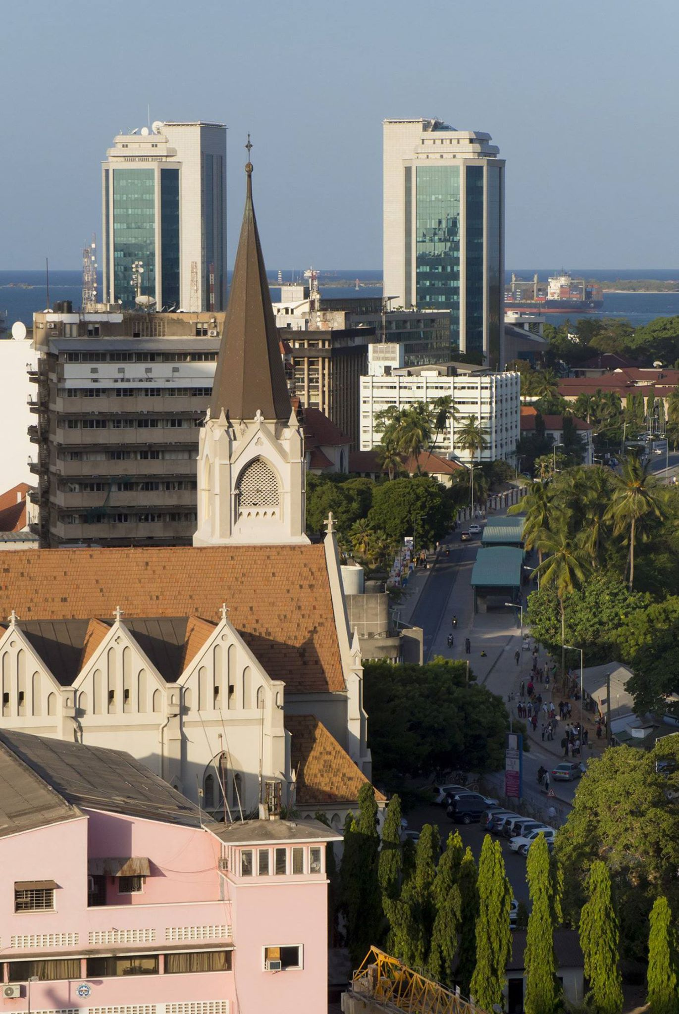 TOURS IN DAR ES SALAAM CITY