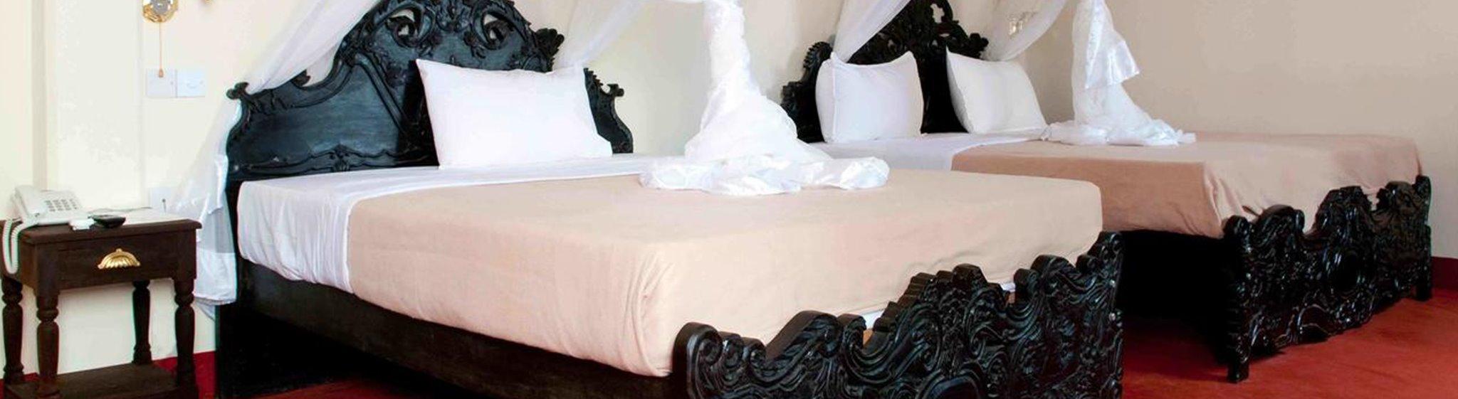 Tausi Palace Hotel - Safanta Tours & Travel Company Limited
