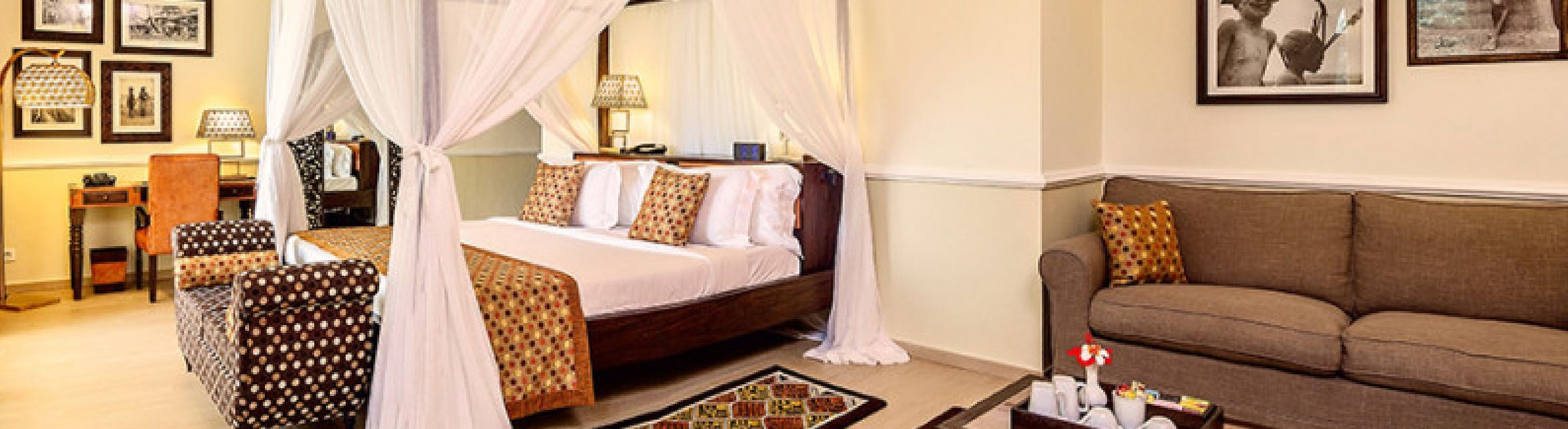 DoubleTree Resort by Hilton Hotel Zanzibar - Nungwi - Safanta Tours & Travel Company Limited