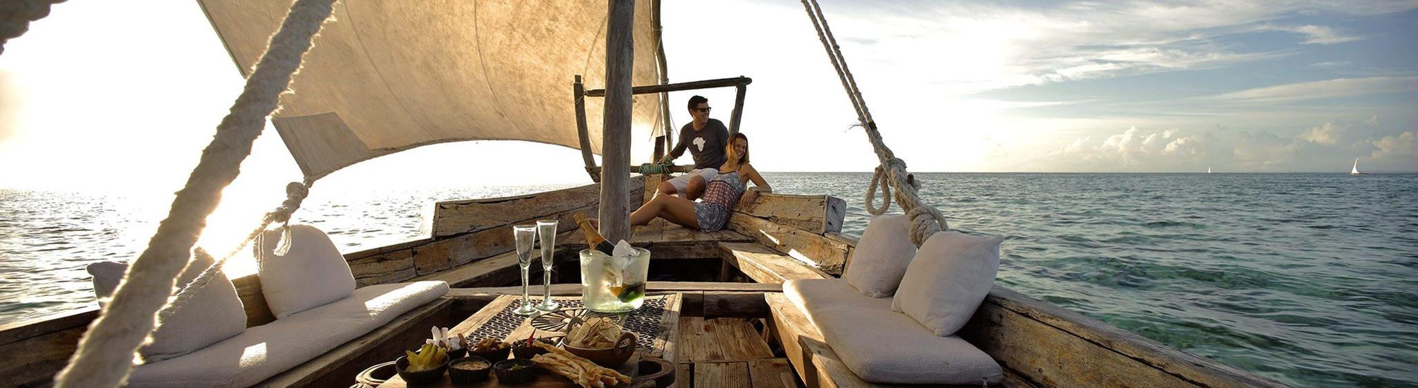 Safari Blue Sea Adventure - Safanta Tours & Travel Company Limited