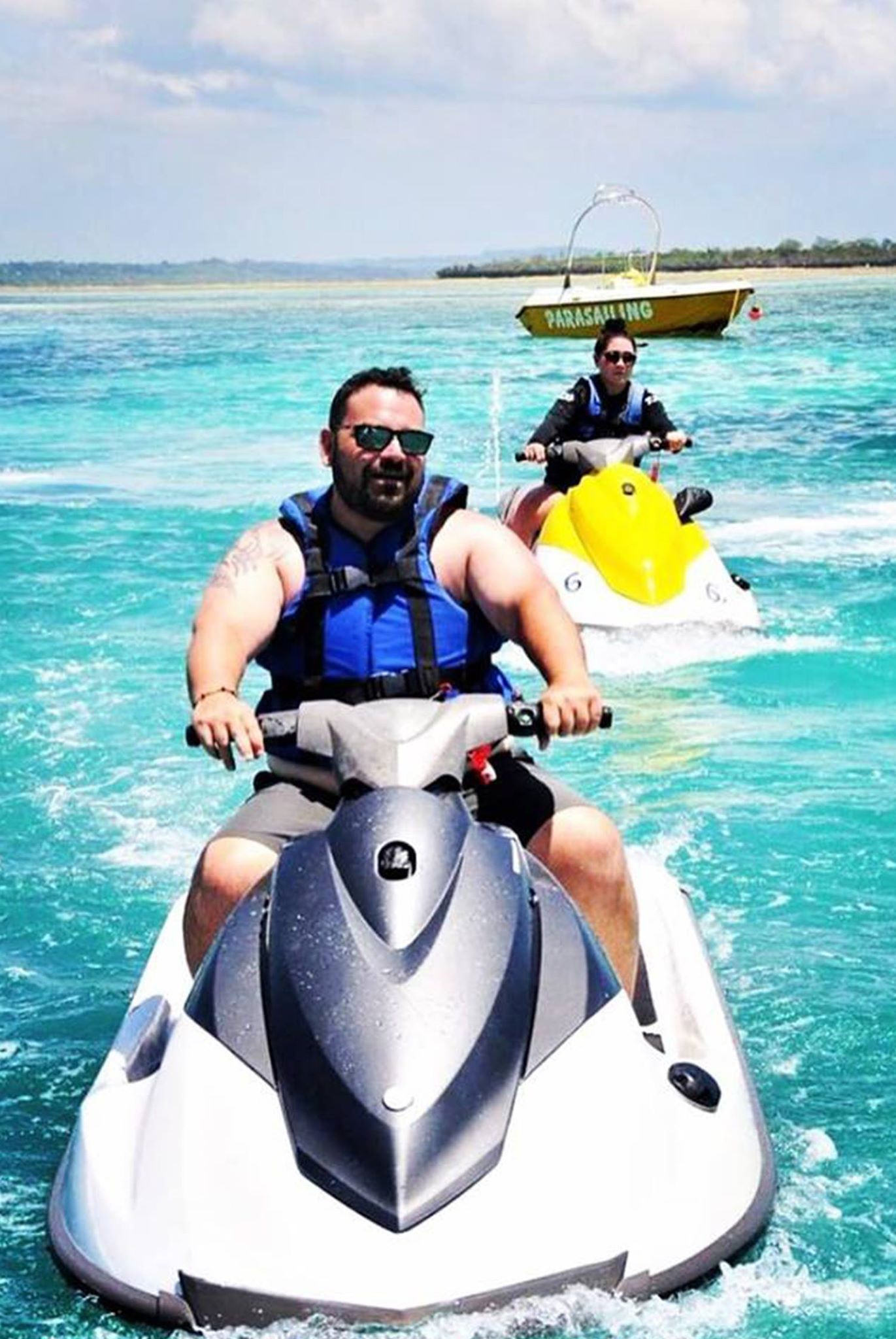 JETSKI TOURS AND RENTAL IN ZANZIBAR